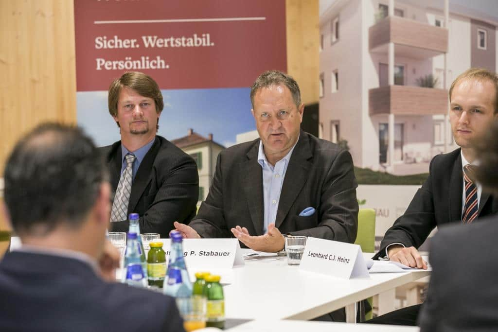 ÖKO-Wohnbau und Invest Solution Heinz & Partner arbeiten in Tirol zusammen