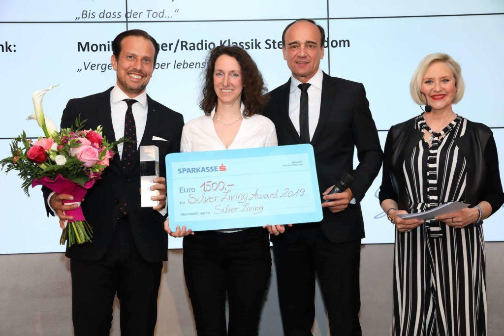 Silver Living JournalistInnen Award zum dritten Mal verliehen